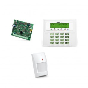 Kit sistem alarma antiefractie wireless Satel VERSA 5 wireless