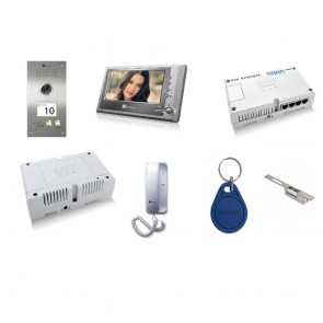 Kit videointerfon Genway KIT5809D-C