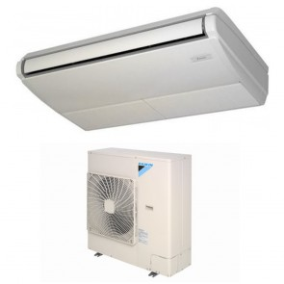 Prezentare Aer conditionat pentru plafon Daikin SkyAir FHQ125C-RZQSG125L8V1 Inverter 40000 BTU