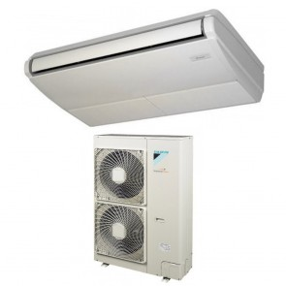 Prezentare Aer conditionat pentru plafon Daikin SkyAir FHQ140C-RZQG140L7V1 Inverter 45000 BTU