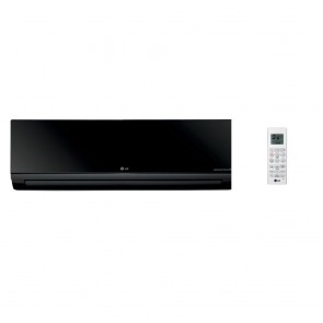 Prezentare Split aer conditionat LG Artcool MS24AWR Black 24000 BTU