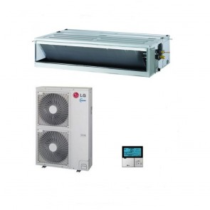 Sistem Aer conditionat tip duct LG Inverter UM48-UU49W 48000 BTU