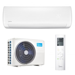 Sistem Aparat de aer conditionat Midea Mission II R32 MB-09N8D6-MBT-09N8D6 Full DC Inverter 9000 BTU