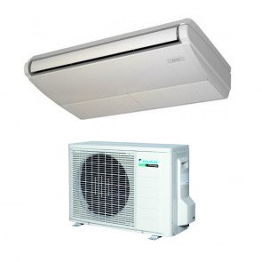 Sistem aer conditionat pentru plafon Daikin SkyAir FHQ60C-RXS60L Inverter 21000 BTU