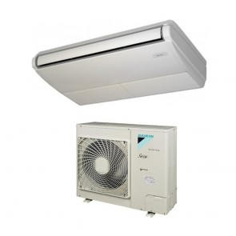 Sistem aer conditionat pentru plafon Daikin SkyAir FHQ71C-RZQG71L8Y1 Inverter 24000 BTU