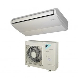 Sistem aer conditionat pentru plafon Daikin SkyAir FHQ71C-RZQG71L9V1 Inverter 24000 BTU