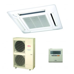 Sistem Aer conditionat tip caseta Fujitsu AUYG45LRLA-AOYG45LETL Inverter 42000 BTU