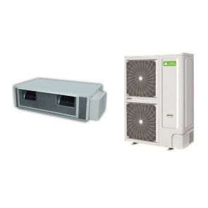 Sistem aer conditionat tip duct ON/OFF Chigo CTH-48HR1-COU-48HSR1 48000 BTU