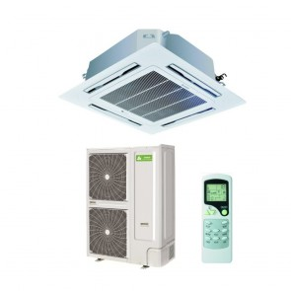 Sistem aparat de aer conditionat tip caseta Chigo Hi-Tech V140W-R1-V140Q-HR1-B DC Inverter 48000 BTU
