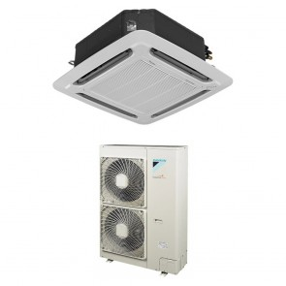 Sistem complet Aer conditionat tip caseta Daikin SkyAir Siesta ACQ140D-AZQS140BY1 Inverter 45000 BTU
