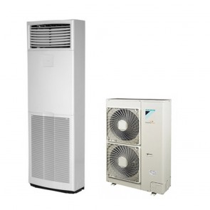 Sistem complet Aer conditionat tip coloana Daikin SkyAir FVQ140C-RZQG140LY1 High Inverter 45000 BTU