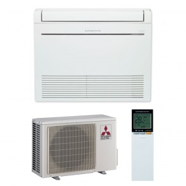 Sistem complet Aer conditionat tip consola Mitsubishi Electric MFZ-KJ35VE-MUFZ-KJ35VE Inverter 12000 BTU