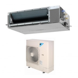 Sistem complet Aer conditionat tip duct Daikin SkyAir FBQ125C8-RZQSG125L8Y1 Inverter 40000 BTU