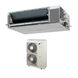 Sistem complet Aer conditionat tip duct Daikin SkyAir FBQ140C8-RZQSG140LY1 Inverter 45000 BTU