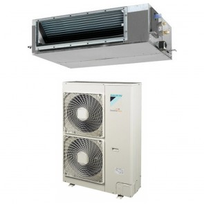 Sistem complet Aer conditionat tip duct Daikin SkyAir FBQ140D-RZQG140LY1 High Inverter 45000 BTU