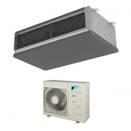 Sistem complet Aer conditionat tip duct Daikin SkyAir Siesta ABQ71C-AZQS71BV1 Inverter 24000 BTU