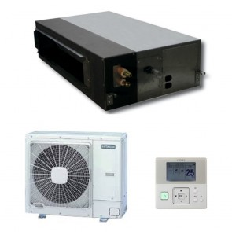 Sistem complet Aer conditionat tip duct Hitachi RPI-5.0FSN4E-RAS-5HNC1E 42000 BTU