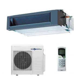 Sistem complet Aer conditionat tip duct Hokkaido HUCI 1418 X-HCKI 1418 X Inverter 48000 BTU