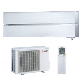Sistem aparat de aer conditionat Mitsubishi Electric MSZ-LN35VGV-MUZ-LN35VG Inverter 12000 BTU Pearl White