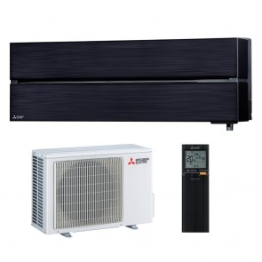 Sistem aparat de aer conditionat Mitsubishi Electric MSZ-LN25VGB-MUZ-LN25VG Inverter 9000 BTU Onyx Black
