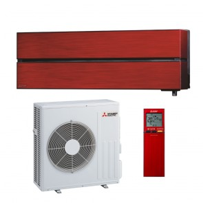 Sistem complet aparat de aer conditionat Mitsubishi Electric MSZ-LN60VGR-MUZ-LN60VG Inverter 24000 BTU Ruby Red