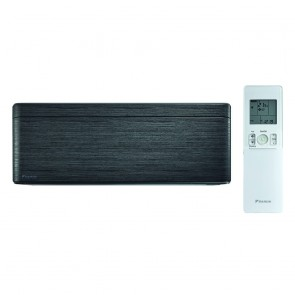 Unitate interna tip split de perete Daikin Stylish Bluevolution FTXA25AT 9000 BTU Blackwood