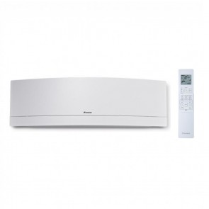Split aer conditionat Daikin Emura Bluevolution FTXJ25MW 9000 BTU White + telecomanda