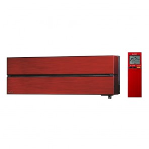 Unitate interna tip split de perete Mitsubishi Electric MSZ-LN25VGR Inverter 9000 BTU Ruby Red