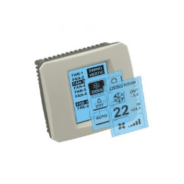 Telecomanda de perete LCD touch Daikin KBRC01A