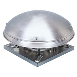 Ventilator centrifugal trifazat pentru acoperis Soler & Palau Max-Temp CTHT6-200