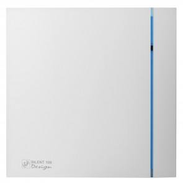 Ventilator de extractie pentru baie Soler & Palau Silent 100 CRZ Design 3C