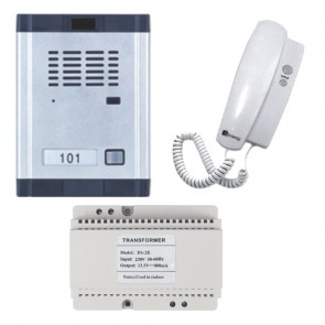 Kit interfon Genway WL-06DD2D