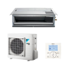Aparat de aer conditionat tip duct Daikin Bluevolution FDXM35F-RXM35M Inverter 12000 BTU