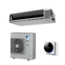 Aparat de aer conditionat tip duct Daikin SkyAir Advance-series Bluevolution FDA125A-RZASG125MY1 Inverter 42000 BTU