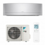 Aparat de aer conditionat Daikin Emura Bluevolution FTXJ25MS-RXJ25M Inverter 9000 BTU Silver