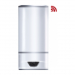 Boiler cu pompa de caldura cu control prin internet Ariston Lydos Hybrid WiFi 100 litri