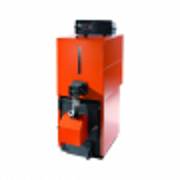 Centrala termica pe peleti cu gazeificare Arca Caldaie Granola Automatic 50kW
