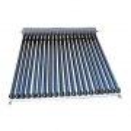 Panou solar cu 30 tuburi vidate si kit pentru acoperis inclinat Helis JDL-PM30-58/1.8 RF