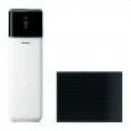 Pompa de caldura Daikin Altherma 3 H HT ECH2O 18kW pentru racire, incalzire si apa calda menajera, rezervor 290L ETSX16P30D-EPRA18DW