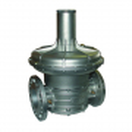 Regulator de gaz cu filtru si membrana dubla Tecnogas FRG/2MC DN50