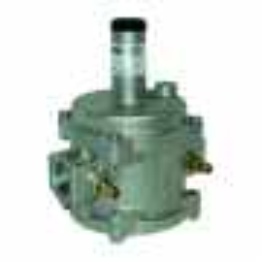 Regulator de gaz cu filtru si membrana dubla Tecnogas FRG/2MT 1/2