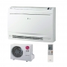 Aparat de aer conditionat tip consola LG Inverter CQ09-UU09W 9000 BTU