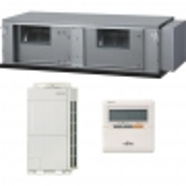 Aparat de aer conditionat tip duct Fujitsu ARYC90LHTA-AOYA90LALT 85000 BTU