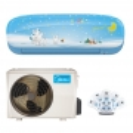 Aparat de aer conditionat Midea Kids Blue MS11P-09HRFN1-B Full DC Inverter 9000 BTU