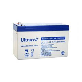 Acumulator 12V 7.2Ah Ultracell UL7.2-12