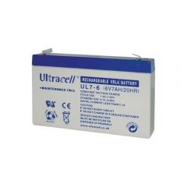 Acumulator 6V 7Ah Ultracell UL7-6