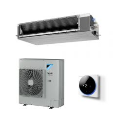 Sistem complet aparat de aer conditionat tip duct Daikin SkyAir Active-series Bluevolution FBA125A-AZAS125MY1 Inverter 42000 BTU