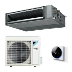 Aparat de aer conditionat tip duct Daikin Bluevolution FBA35A9-RXM35N9 Inverter 12000 BTU