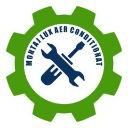 Montaj lux aparate aer conditionat cu kit de instalare inclus clasa 7000 - 12000 BTU Climatico