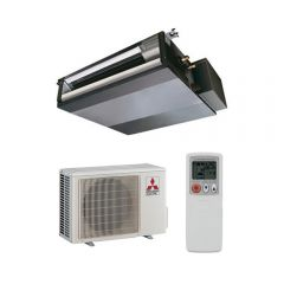 Aer conditionat tip duct Mitsubishi Electric SEZ-KD35VAL-SUZ-KA35VA5 12000 BTU